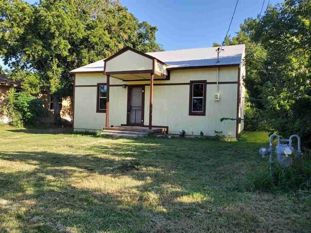 712 W 3RD STREET, Burkburnett, TX 76354 (MLS #157639) :: WichitaFallsHomeFinder.com