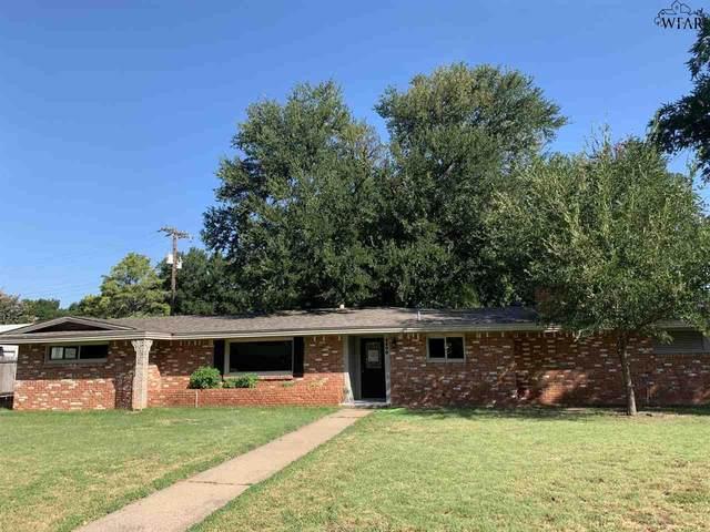4200 Meadowbrook Drive, Wichita Falls, TX 76308 (MLS #157656) :: WichitaFallsHomeFinder.com