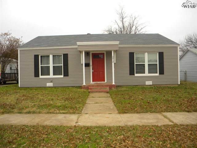 3012 Avenue L, Wichita Falls, TX 76309 (MLS #157663) :: WichitaFallsHomeFinder.com