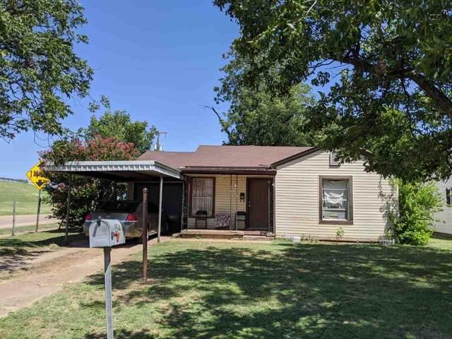 1514 N 7TH STREET, Wichita Falls, TX 76306 (MLS #157671) :: Bishop Realtor Group