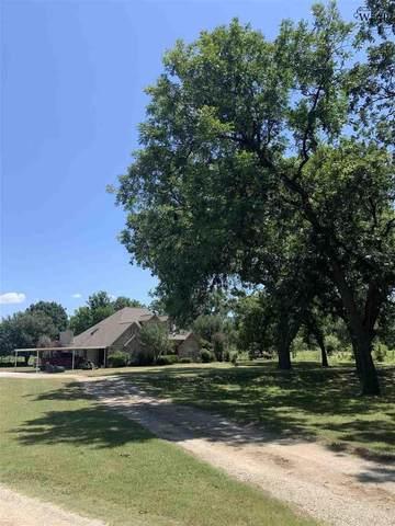 2091 Dark Corner Cemetery Road, Jacksboro, TX 76458 (MLS #157688) :: Bishop Realtor Group