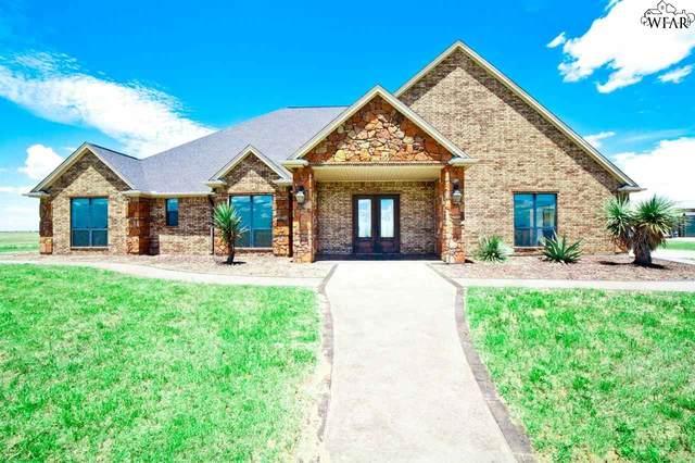 5281 Fm 1177, Wichita Falls, TX 76305 (MLS #157697) :: WichitaFallsHomeFinder.com
