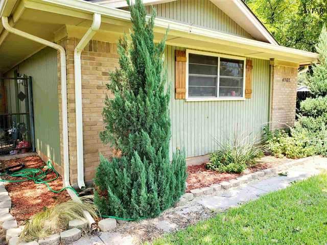 4202 Kingsbury Drive, Wichita Falls, TX 76308 (MLS #157733) :: WichitaFallsHomeFinder.com