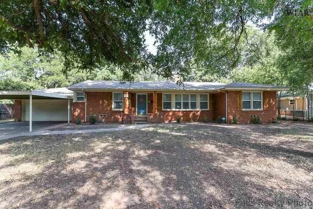 3903 Southmoor Lane, Wichita Falls, TX 76302 (MLS #157737) :: Bishop Realtor Group