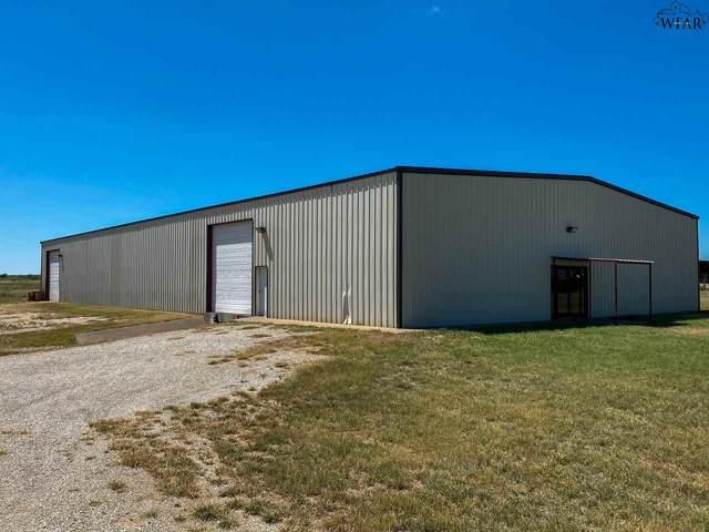 135 S Demoss Road, Archer City, TX 76351 (MLS #157751) :: Bishop Realtor Group