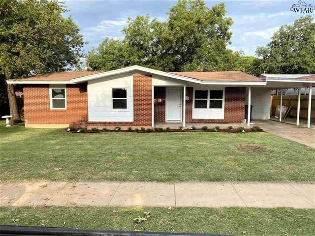 4610 University Avenue, Wichita Falls, TX 76308 (MLS #157778) :: WichitaFallsHomeFinder.com