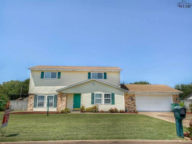 1422 Sioux Lane, Burkburnett, TX 76354 (MLS #157796) :: Bishop Realtor Group