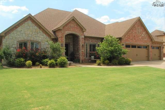 1717 Brenda Hursh Drive, Wichita Falls, TX 76302 (MLS #157815) :: WichitaFallsHomeFinder.com
