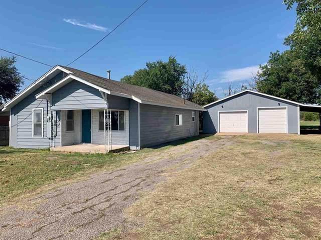 1100 Fell Lane, Wichita Falls, TX 76306 (MLS #157817) :: WichitaFallsHomeFinder.com