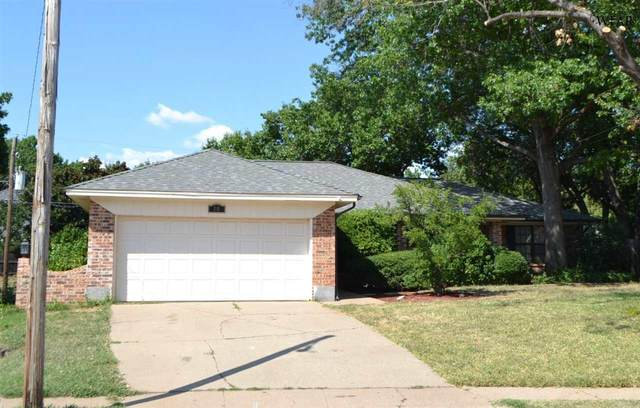 10 Brenna Drive, Wichita Falls, TX 76302 (MLS #157824) :: Bishop Realtor Group