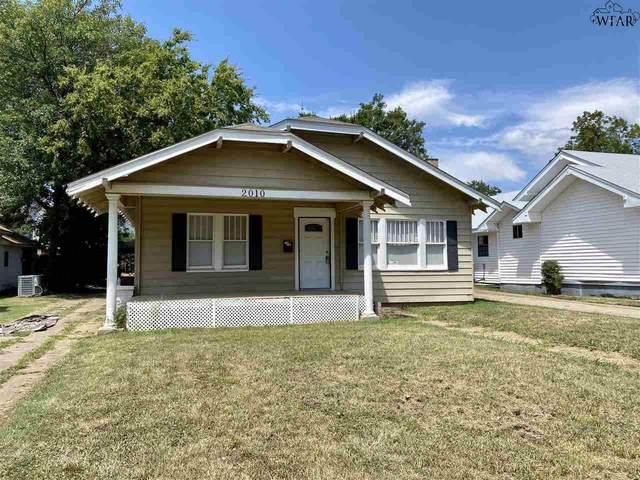 2010 Arthur Street, Wichita Falls, TX 76309 (MLS #157834) :: WichitaFallsHomeFinder.com