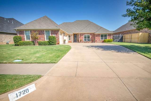 1720 Woodridge Drive, Wichita Falls, TX 76310 (MLS #157840) :: WichitaFallsHomeFinder.com