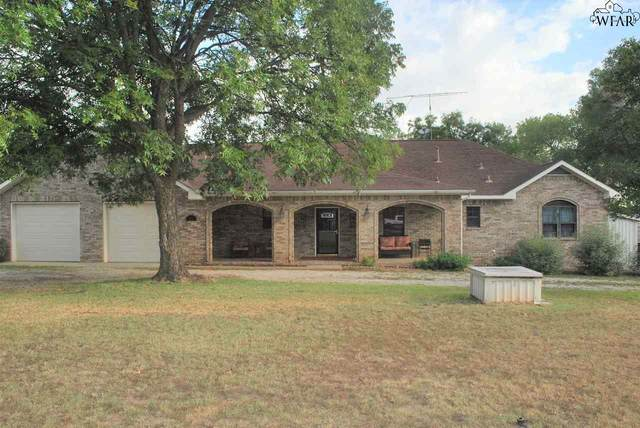 264 Oak Street, Nocona, TX 76255 (MLS #157841) :: Bishop Realtor Group