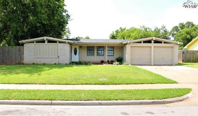 4103 Berwick Drive, Wichita Falls, TX 76309 (MLS #157847) :: WichitaFallsHomeFinder.com