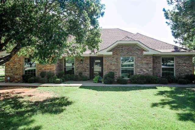820 Decker Road, Wichita Falls, TX 76310 (MLS #157850) :: Bishop Realtor Group