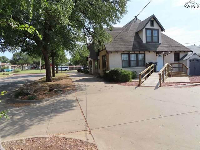 3100 10TH STREET, Wichita Falls, TX 76309 (MLS #157859) :: WichitaFallsHomeFinder.com