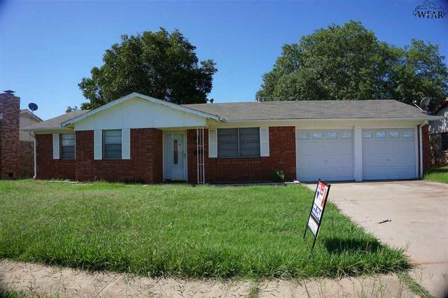 4024 Hooper Drive, Wichita Falls, TX 76310 (MLS #157872) :: Bishop Realtor Group