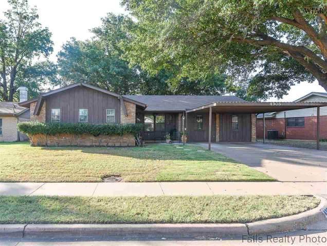 4905 Kitty Street, Wichita Falls, TX 76310 (MLS #157873) :: WichitaFallsHomeFinder.com