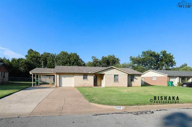 207 Dogwood Lane, Burkburnett, TX 76354 (MLS #157881) :: Bishop Realtor Group