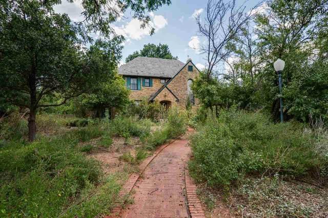 2911 Sturdevandt Place, Wichita Falls, TX 76301 (MLS #157891) :: WichitaFallsHomeFinder.com