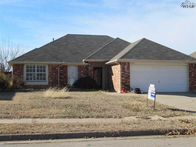 5346 Northview Drive, Wichita Falls, TX 76306 (MLS #157902) :: Bishop Realtor Group