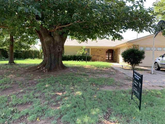 1025 Jan Lee Drive, Burkburnett, TX 76354 (MLS #157912) :: WichitaFallsHomeFinder.com
