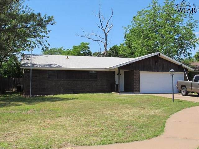 8 Billie Circle, Wichita Falls, TX 76302 (MLS #157919) :: Bishop Realtor Group