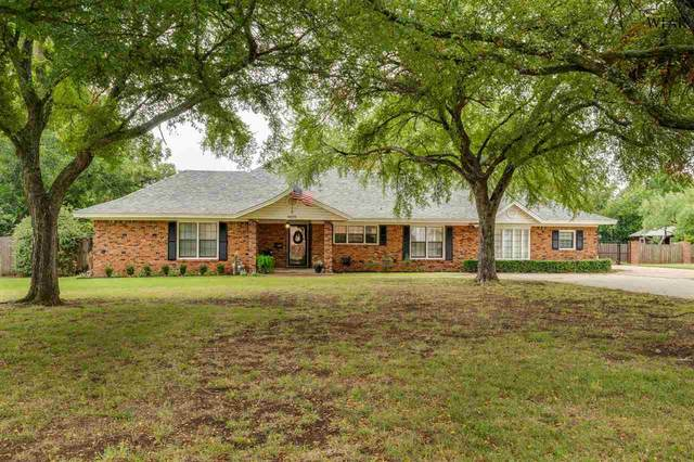 4605 Mimosa Lane, Wichita Falls, TX 76310 (MLS #157930) :: WichitaFallsHomeFinder.com
