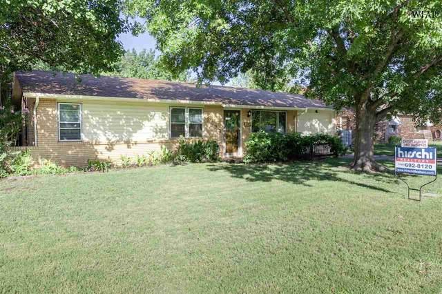 2008 Burroughs Street, Wichita Falls, TX 76309 (MLS #157957) :: Bishop Realtor Group