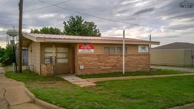 604 Brook Avenue, Wichita Falls, TX 76301 (MLS #157963) :: Bishop Realtor Group