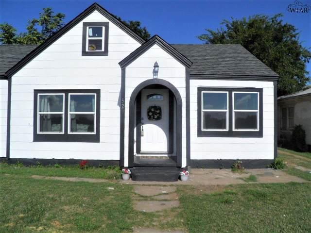 520 Sunset Drive, Wichita Falls, TX 76301 (MLS #157969) :: WichitaFallsHomeFinder.com