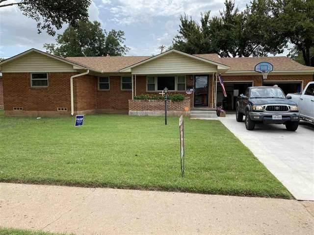 4917 Earl Street, Wichita Falls, TX 76302 (MLS #157971) :: WichitaFallsHomeFinder.com