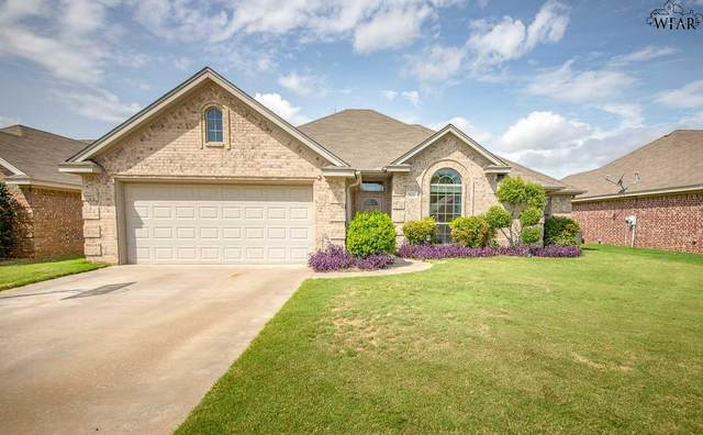 5020 Cypress Avenue, Wichita Falls, TX 76310 (MLS #157975) :: WichitaFallsHomeFinder.com