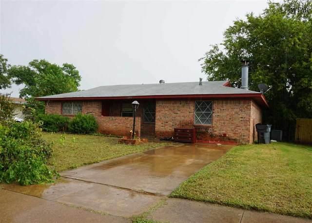 2711 Byrne Place, Wichita Falls, TX 76306 (MLS #157980) :: Bishop Realtor Group
