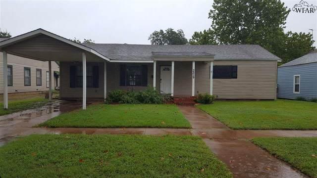 3319 Sherwood Lane, Wichita Falls, TX 76308 (MLS #157985) :: Bishop Realtor Group