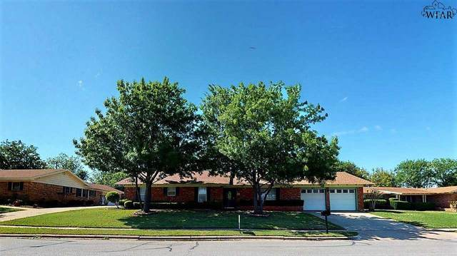 1812 Ridgemont Drive, Wichita Falls, TX 76309 (MLS #157992) :: WichitaFallsHomeFinder.com