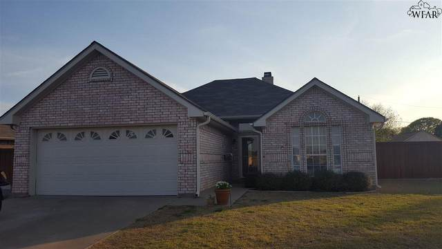 406 Swenson Street, Burkburnett, TX 76354 (MLS #158017) :: Bishop Realtor Group