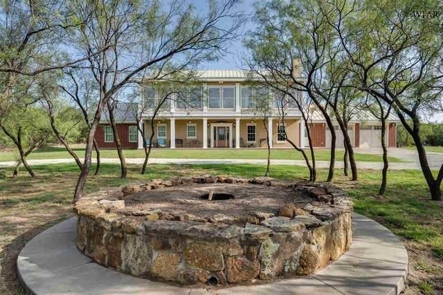 14002 Fm 1954, Wichita Falls, TX 76310 (MLS #158021) :: Bishop Realtor Group