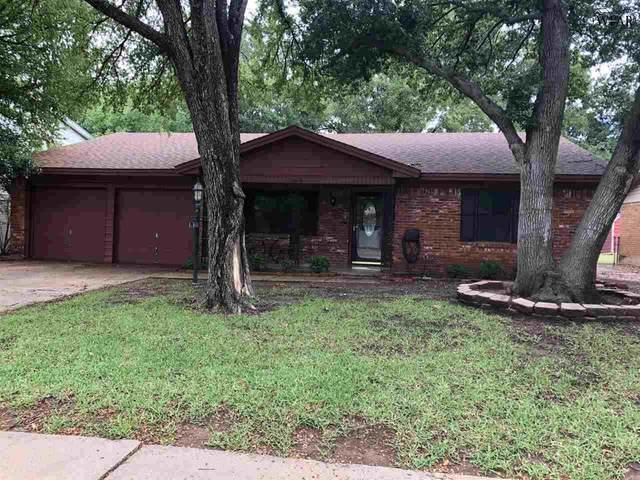 3517 Cranbrook Lane, Wichita Falls, TX 76308 (MLS #158024) :: WichitaFallsHomeFinder.com