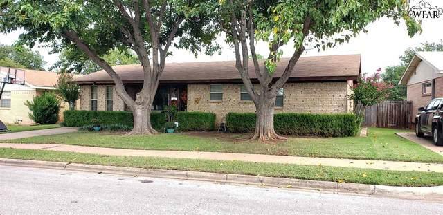 4647 Brookdale Drive, Wichita Falls, TX 76310 (MLS #158035) :: WichitaFallsHomeFinder.com