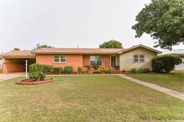 307 W Highland Avenue, Electra, TX 76360 (MLS #158040) :: Bishop Realtor Group