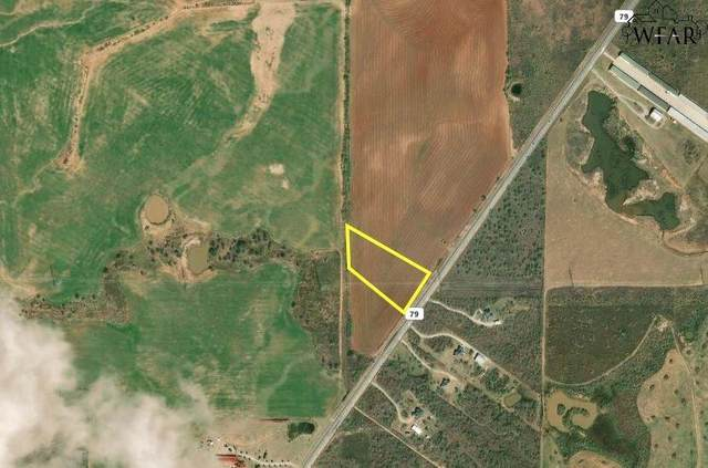 Lot 2 Hwy 79, Holliday, TX 76366 (MLS #158042) :: Bishop Realtor Group