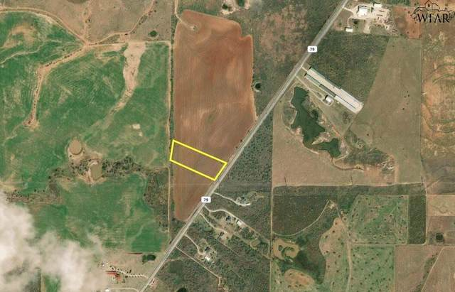 Lot 3 Hwy 79, Holliday, TX 76366 (MLS #158043) :: Bishop Realtor Group