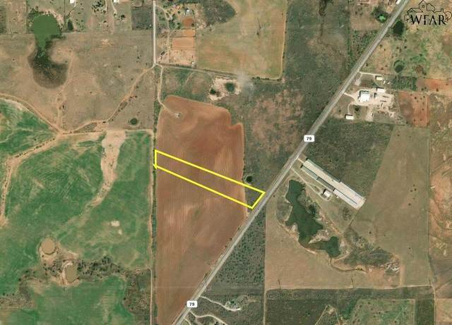 Lot 7 Hwy 79, Holliday, TX 76366 (MLS #158047) :: Bishop Realtor Group