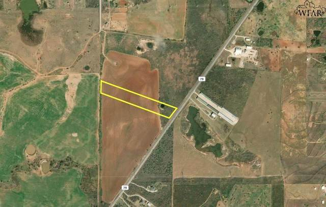Lot 8 Hwy 79, Holliday, TX 76366 (MLS #158048) :: Bishop Realtor Group