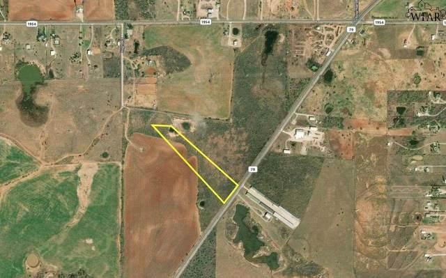 Lot 11 Hwy 79, Holliday, TX 76366 (MLS #158050) :: WichitaFallsHomeFinder.com