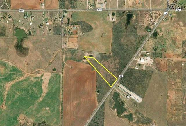 Lot 12 Hwy 79, Holliday, TX 76366 (MLS #158051) :: Bishop Realtor Group