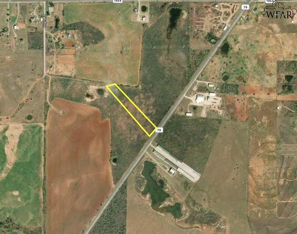Lot 13 Hwy 79, Holliday, TX 76366 (MLS #158052) :: Bishop Realtor Group