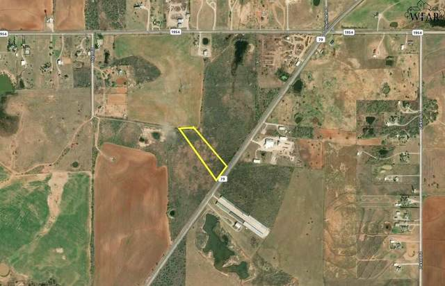 Lot 14 Hwy 79, Holliday, TX 76366 (MLS #158053) :: Bishop Realtor Group