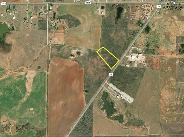 Lot 15 Hwy 79, Holliday, TX 76366 (MLS #158054) :: Bishop Realtor Group
